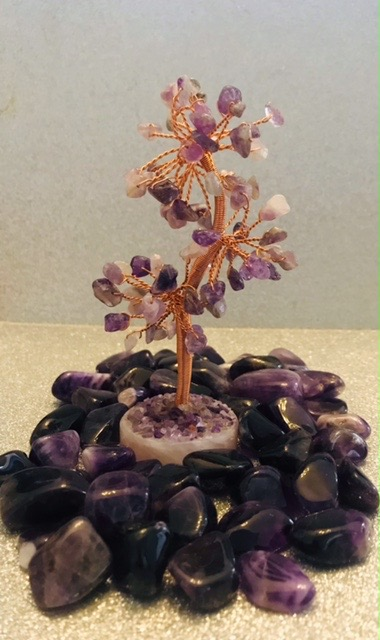 Amethyst Crystal Of The Month