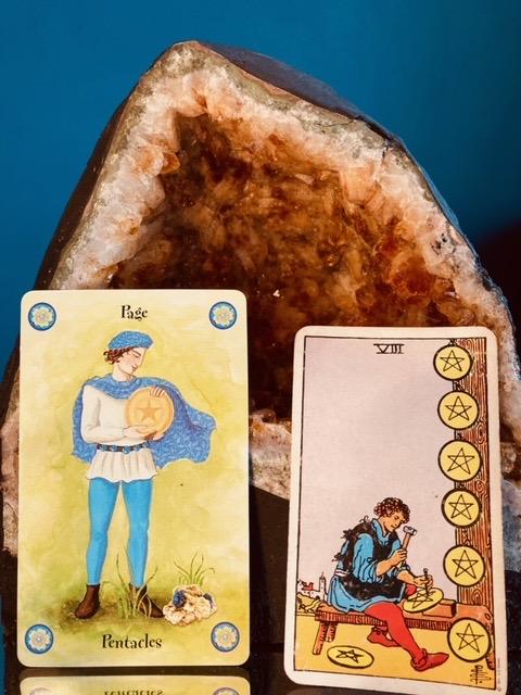 Free Weekly Tarot Reading
